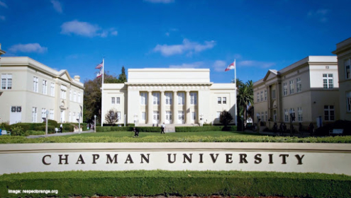 Chapman University spotlight