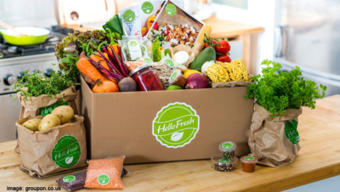 HelloFresh spotlight