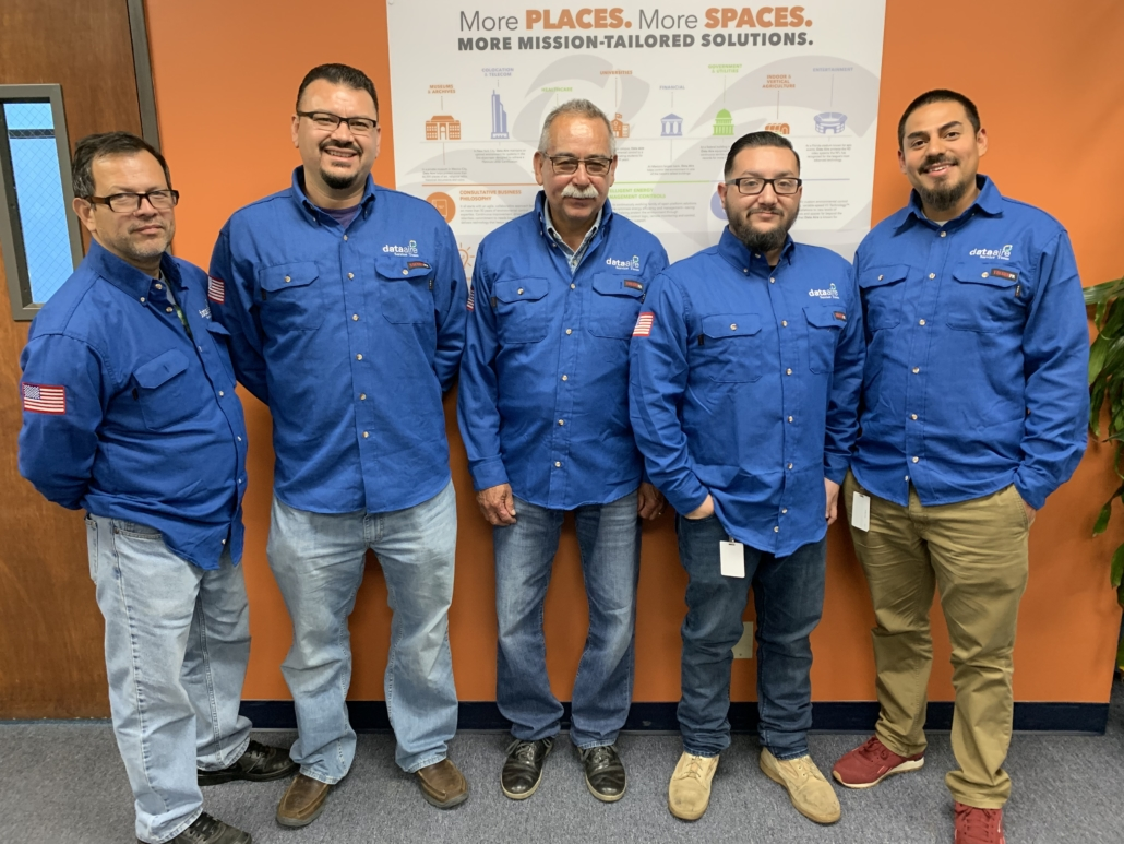 Data Aire Service Team