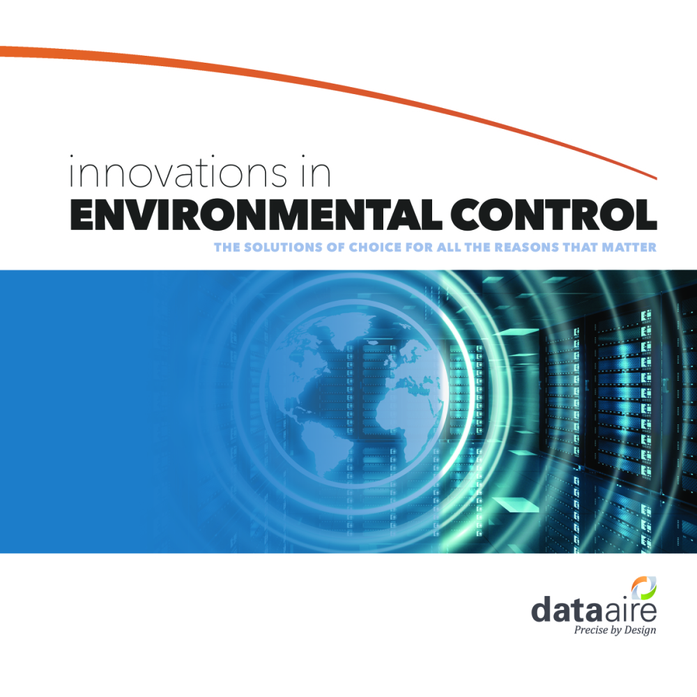 Innovations in Environmental Control - Data Aire Company Brochure