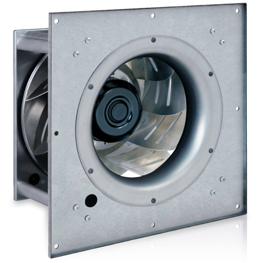 Data Aire HVAC Fan Blower Assembly