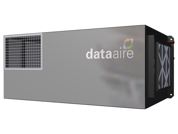 Data Aire Shelf HVAC System CRAC and CRAH Units for precise environmental control