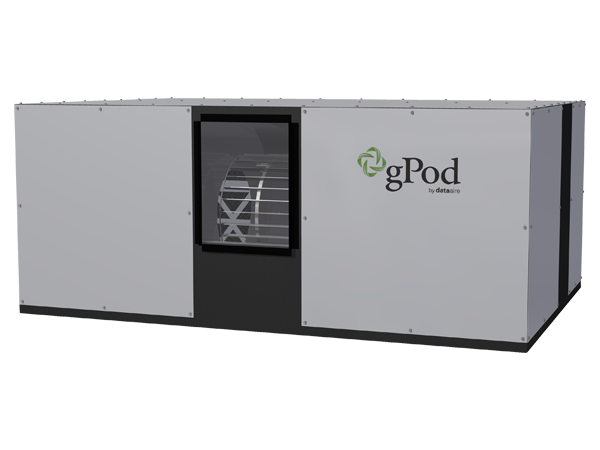 gPod Indoor Cannabis Climate Control CRAC and CRAH HVAC systems