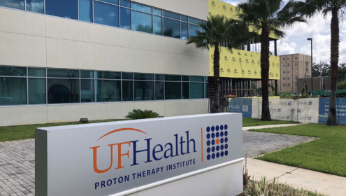UF Health Proton Therapy Institute InterpretAire